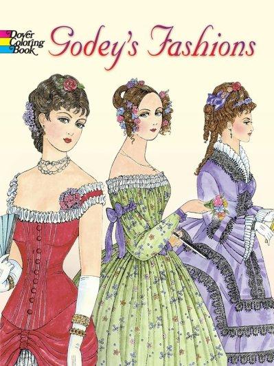 Godey S Fashion Prints