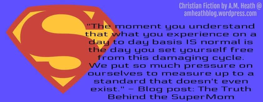 SuperMom Quote