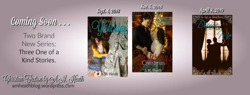 Three Book Release Banner