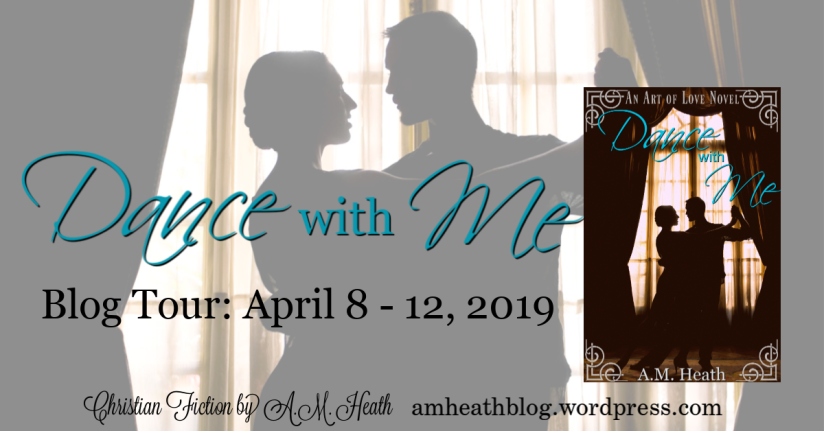 Blog tour Dancer