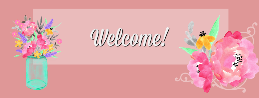 Blog Welcome