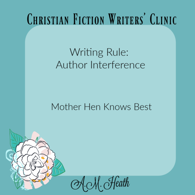Clinic Rule Author Interference 1