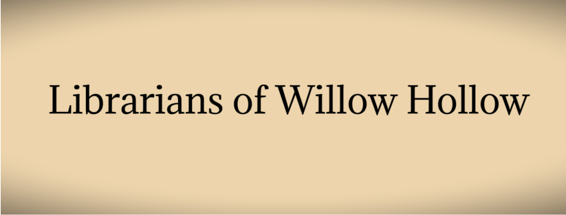 Willow Hollow Series blog copy